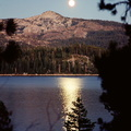 Moonrise On Loon Lake
