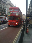 Double Decker on Picadilly